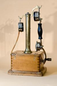 Collection Lombard - Telephones anciens - Picart-Lebas