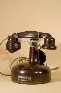 Collection Lombard - Telephones anciens - Dunyach et Leclert