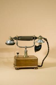 Collection Lombard - Telephones anciens - Aucun / Inconnu